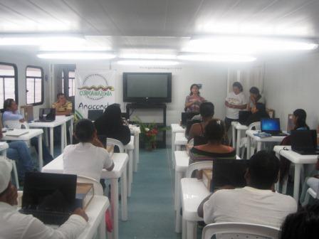 Inicia el Sueño de Llevar Educación y Cultura para la Conservación del Rio Putumayo