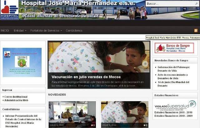ESE Hospital Mocoa