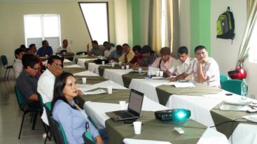 Encuentro de Periodistas en Mocoa