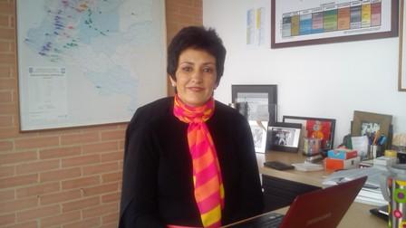 Monica Leyva - Presidenta de EDUPOL para América Latina