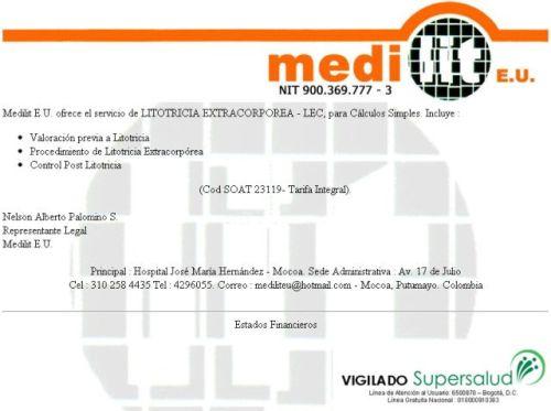 medilit 2013
