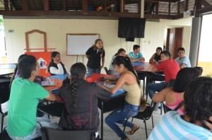 Aprendices recibidos por Amparo Alvarado negrete, Líder de Bienestar al Aprendiz