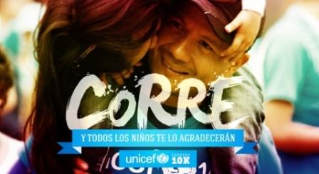 La carrera empezará este 17 de noviembre a las 8:30 a.m. Foto: Unicef Colombia.
