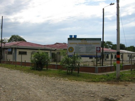 Hospital Fronterizo la Dorada.