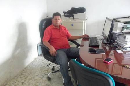 Julián Vallejo vocero en Putumayo como delegado de la Federación Comunal de Putumayo