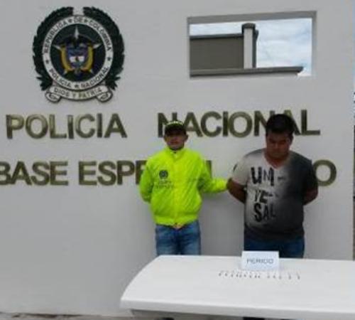 Detenido presunto traficante de estupefacientes en Orio