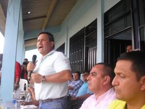 Jimmy Diaz - Gobernador del Putumayo