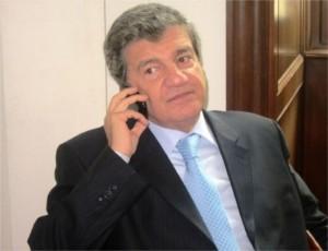 Jorge Eduardo Géchem Turbay, presidente del Partido de La U en el Huila.