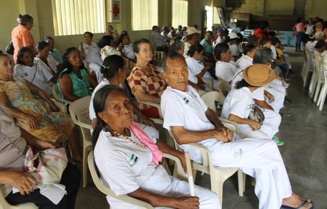 En Leguízamo, conjunto de actividades de salud, rumba y charlas educativa dirigidas a la población de hipertensos y diabéticos