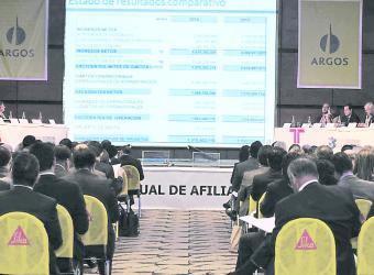 La asamblea general de la CCI se realizó en el Club El Nogal de Bogotá.  Foto: Archivo particular