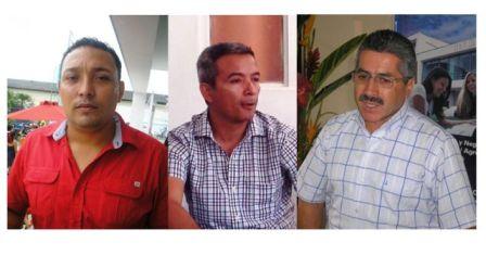 Tres tenores Liberales