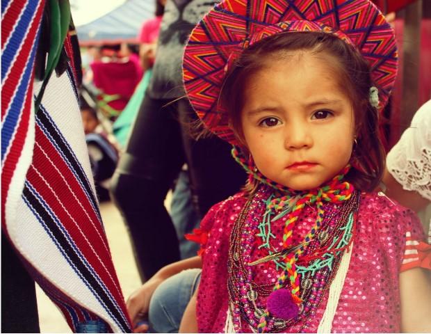 Categoria Etnografica. Primer puesto : Belleza Inga. Autor : Shabima Jacanamijoy  Jurado. municipio de Santiago