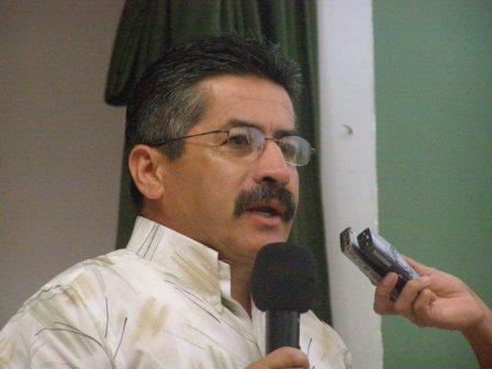 Fernando Checa Mora. Foto : PutumayoNoticias