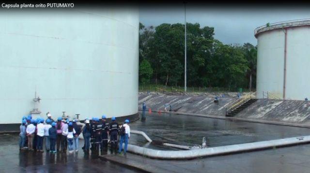 Planta Orito – Colombia crece con Ecopetrol