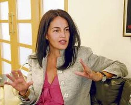 Senadora Sofia Gaviria