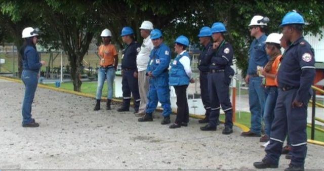 Colombia Crece con Ecopetrol- Visita del CMGRD de Puerto Asís a la Planta Orito