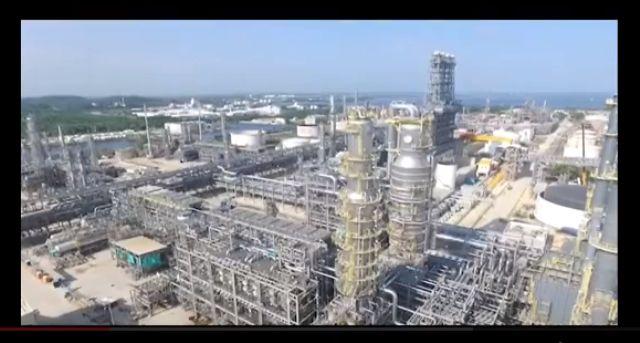 Refinería de Cartagena – Ecopetrol