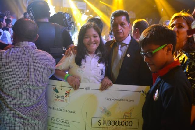 El Putumayo, uno de los departamentos ganadores en la gran final de las pruebas 'Supérate con el Saber 2.0' – 2015