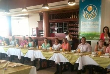La actividad ya se llevó a cabo en Mocoa, sus próximas paradas son Valle del Guamuez, Valle del Sibundoy y Villagarzón. Foto: Manuel Ortiz - FNG.