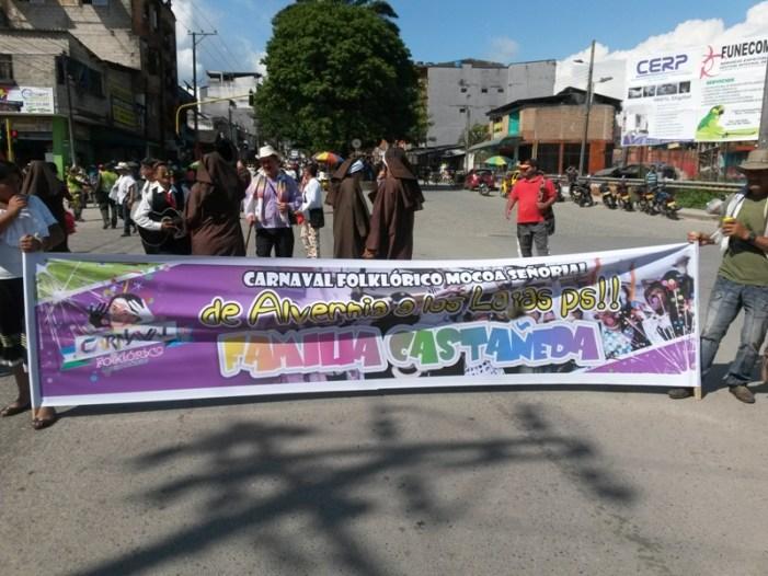Desfile de Colonias… cuales colonias??