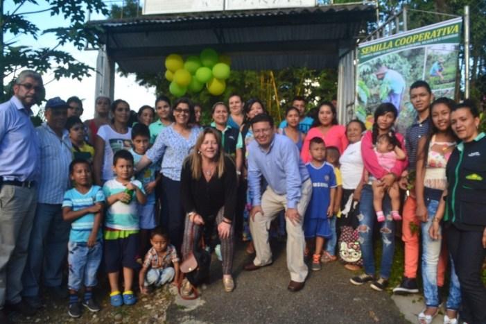 Semilla Cooperativa, un novedoso servicio financiero que llega a la Población Rural en el Putumayo