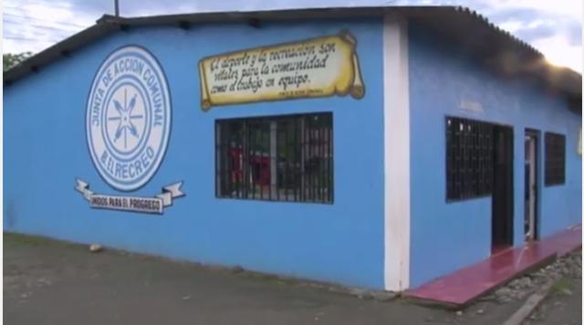 JAC Barrio El Recreo en La Hormiga, comunidad autosostenible