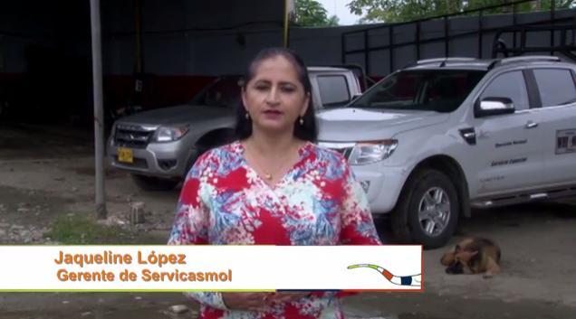 Servicasmol, otra muestra del programa Tejido Empresarial de Ecopetrol
