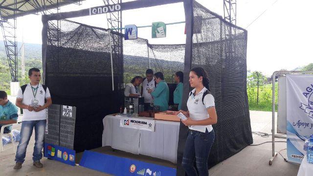 Mocoa, sede de la segunda microrrueda de contratos de aprendizaje del SENA Putumayo