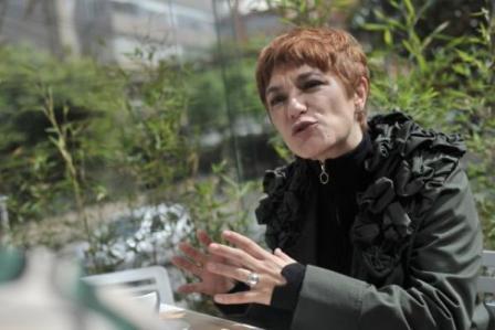 Mariana Escobar, directora de la Agencia para la Renovación del Territorio. / Óscar Pérez