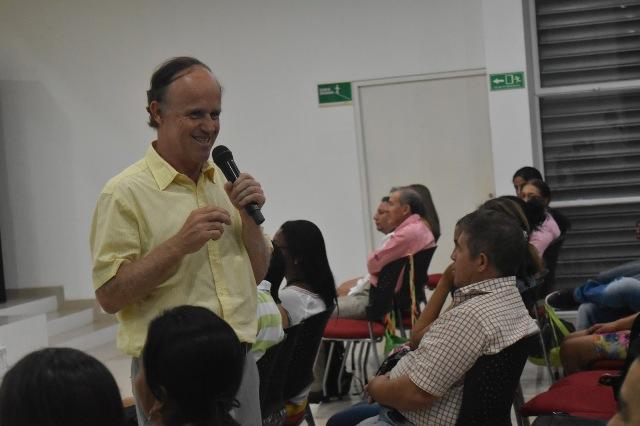 Primer encuentro regional de creatividad, liderazgo y reconciliación