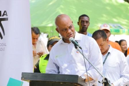 Ministro de Medio Ambiente