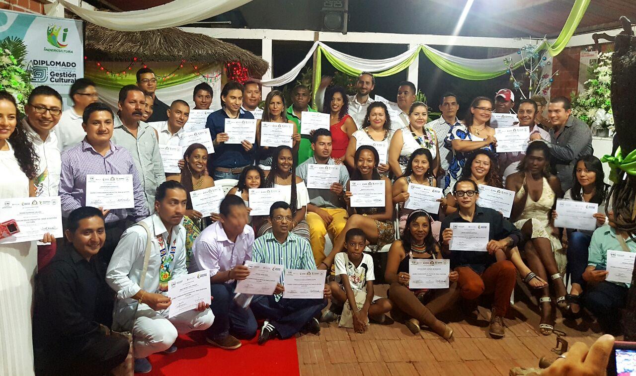 Ceremonia de Graduación Puerto Asís - Putumayo
