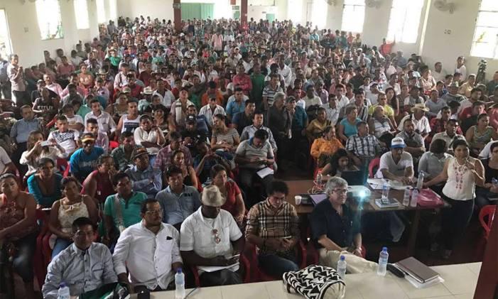 Gobierno Nacional y comunidades campesinas de Putumayo, firman el primer acuerdo departamental de sustitución de cultivos ilícitos