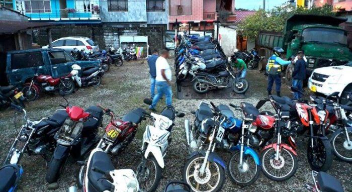 Autoridades le ponen el freno a motociclistas imprudentes en Mocoa