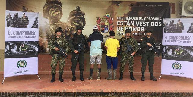 Ejército lideró operaciones que permitieron afectar en más de 2500 millones de pesos las finanzas de 'la Constru' en Putumayo