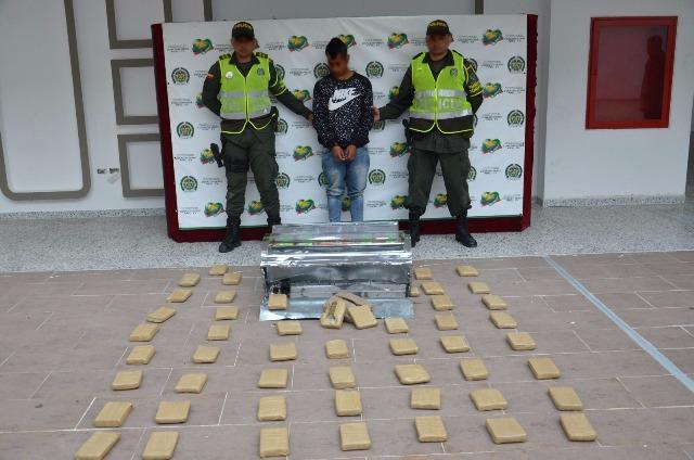 Policía Putumayo frustra el ingreso de 4 cargamentos de marihuana en las últimas horas