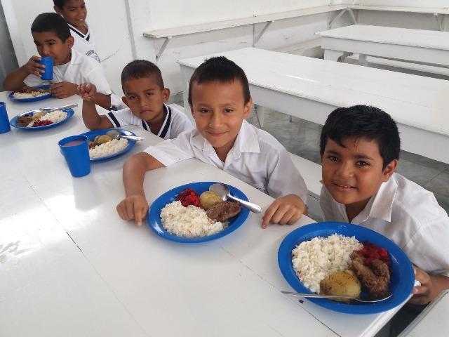 Nuevo operador aclara dudas sobre el Programa de Alimentación Escolar