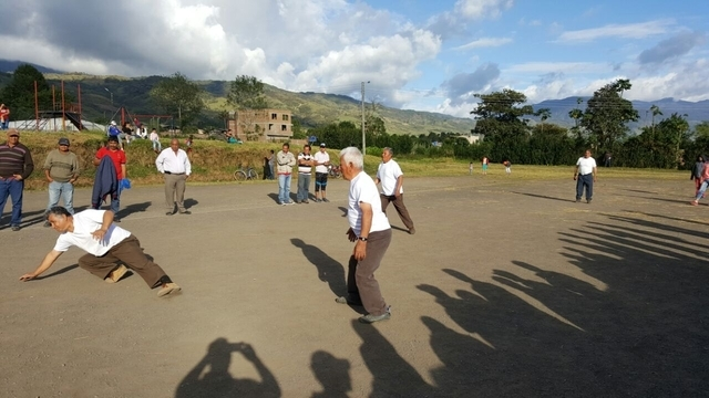 La chaza se toma al Valle de Sibundoy Putumayo, este 17 y 18 de febrero