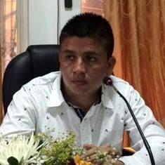 Concejal Jesús Melo