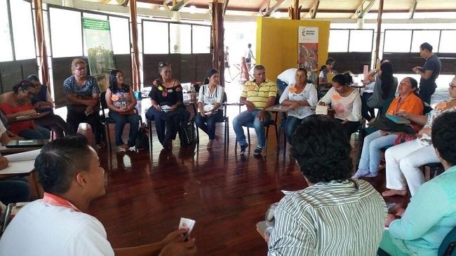 Víctimas de Putumayo presentaron propuestas para fortalecer la política de atención y reparación