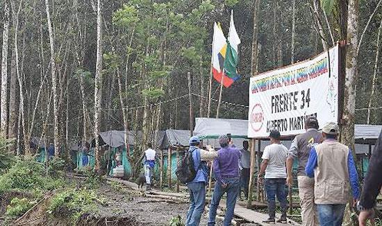 Suspendidas visitas a zonas veredales luego de que Farc prohibieran entrada: gobernador de Antioquia