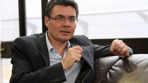 """""""La solución de esta crisis de salud necesita confianza y no saltos al vacío"""", dice ministro Gaviria"""