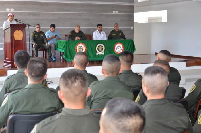 Policía en el Putumayo incrementa su pie de fuerza en 127 unidades para el 2017