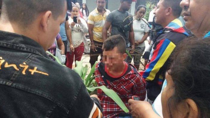 Intentaron linchar a un menor que había perpetrado un hurto en Puerto Asís