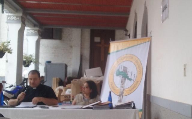 Sacerdote, Luis Fernando Carvajal Noreña Vicario General Diocesis Mocoa Sibundoy