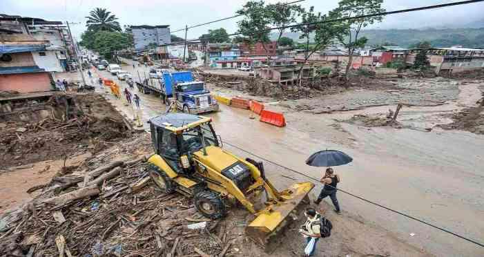 Avenida Colombia: la reconstrucción económica de Mocoa