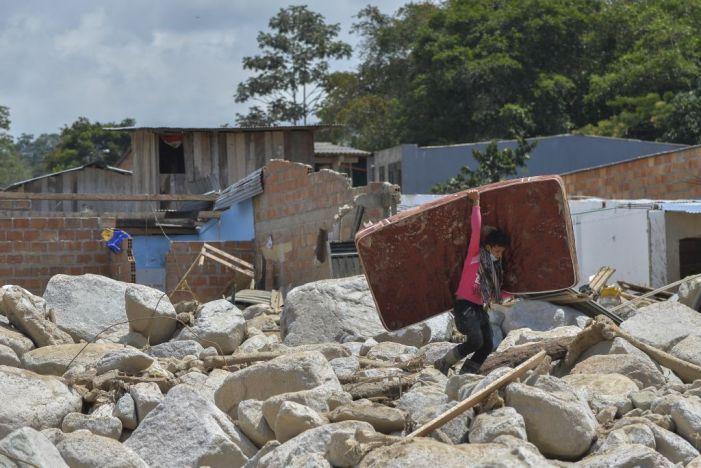 ¿En dónde están las donaciones para la recuperación de Mocoa?