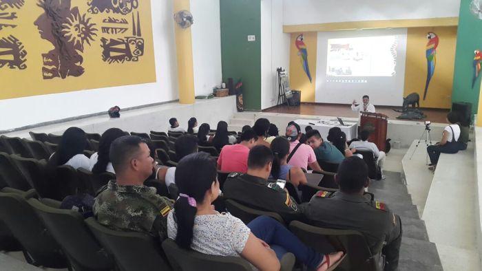 El Ejército Nacional participa en la conmemoración del día mundial de la biodiversidad