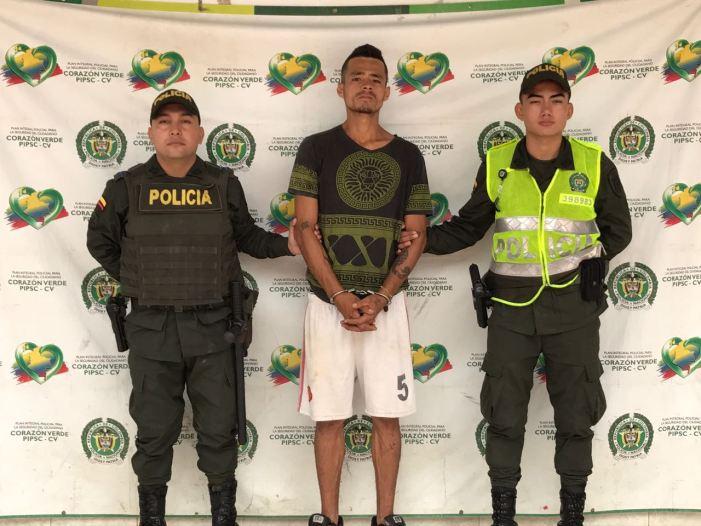 Capturado presunto delincuente halador de motos en Puerto Leguízamo