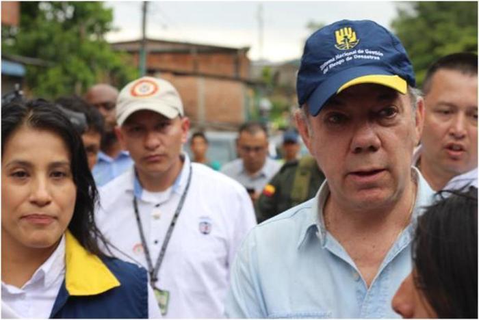 Temor a que el Gobierno Nacional No cumpla en la reparación integral de Mocoa como función pública constitucional